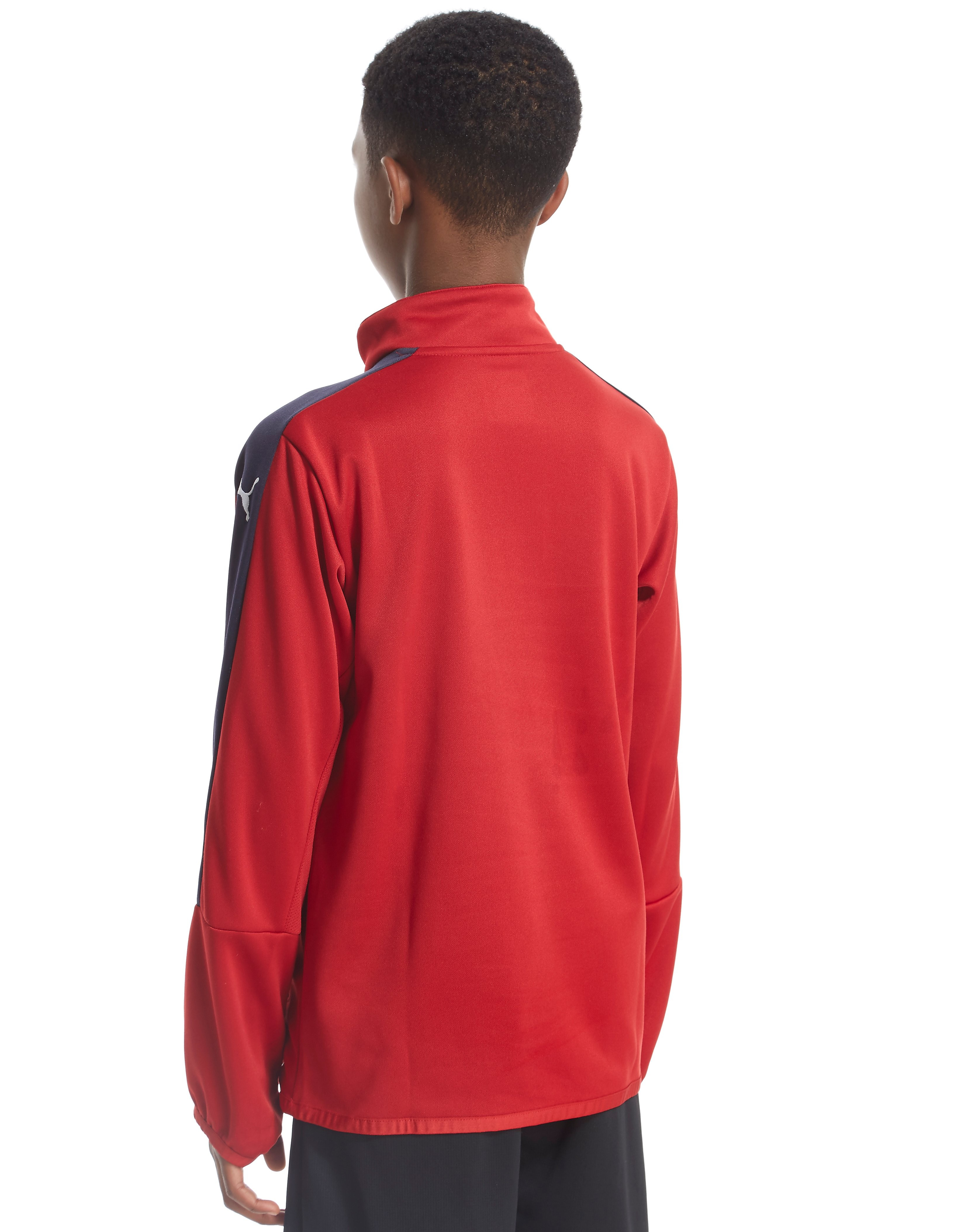 PUMA Rangers FC 2016/17 Quarter Zip Training Top Junior