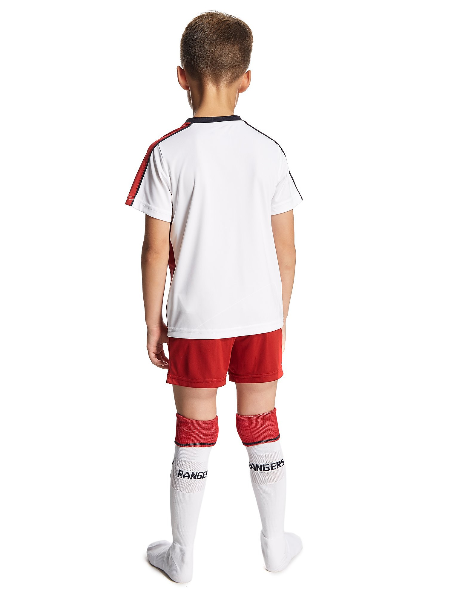 PUMA Rangers FC 2016/17 Away Kit Children
