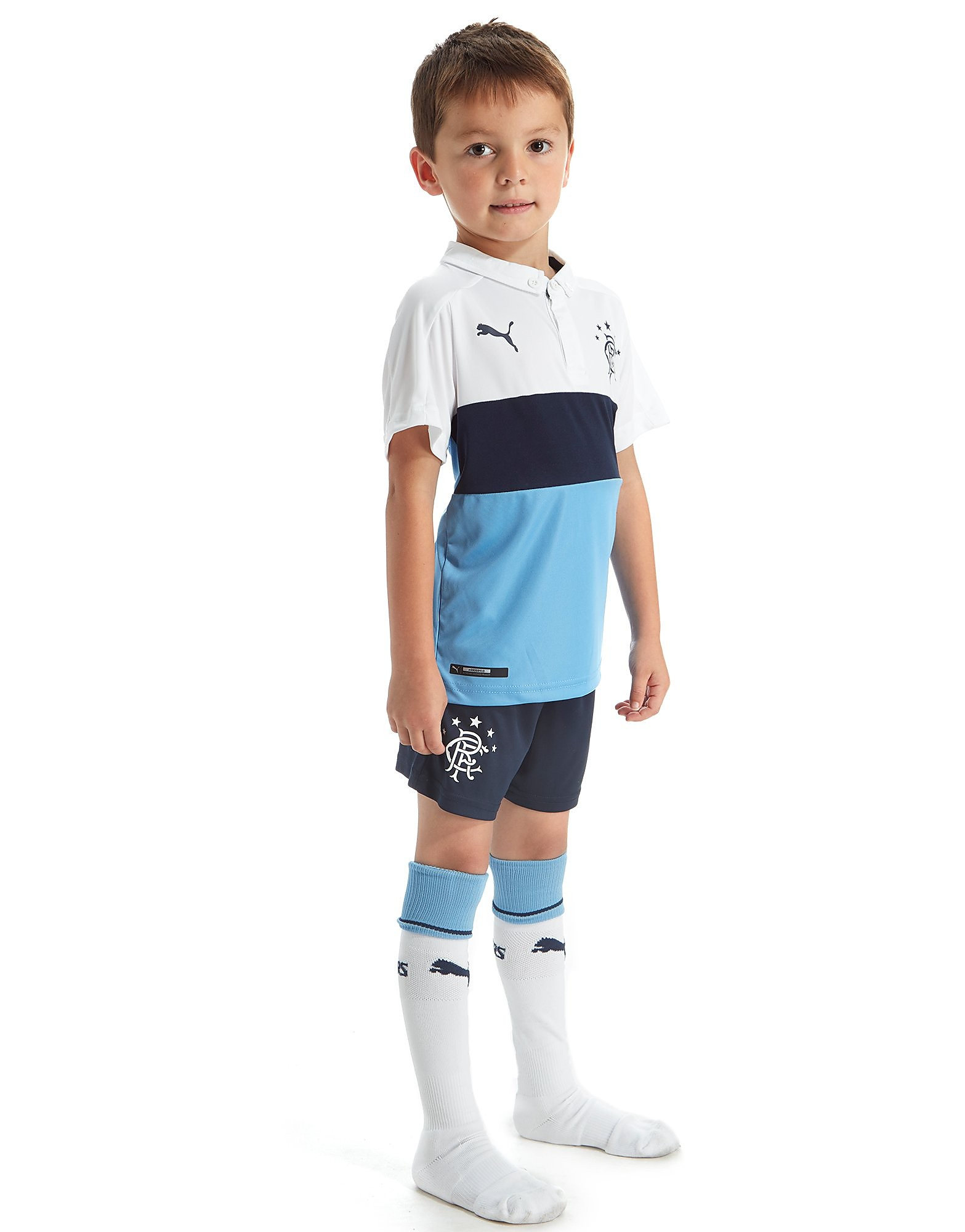 PUMA Rangers FC 2016/17 Third Kit Children