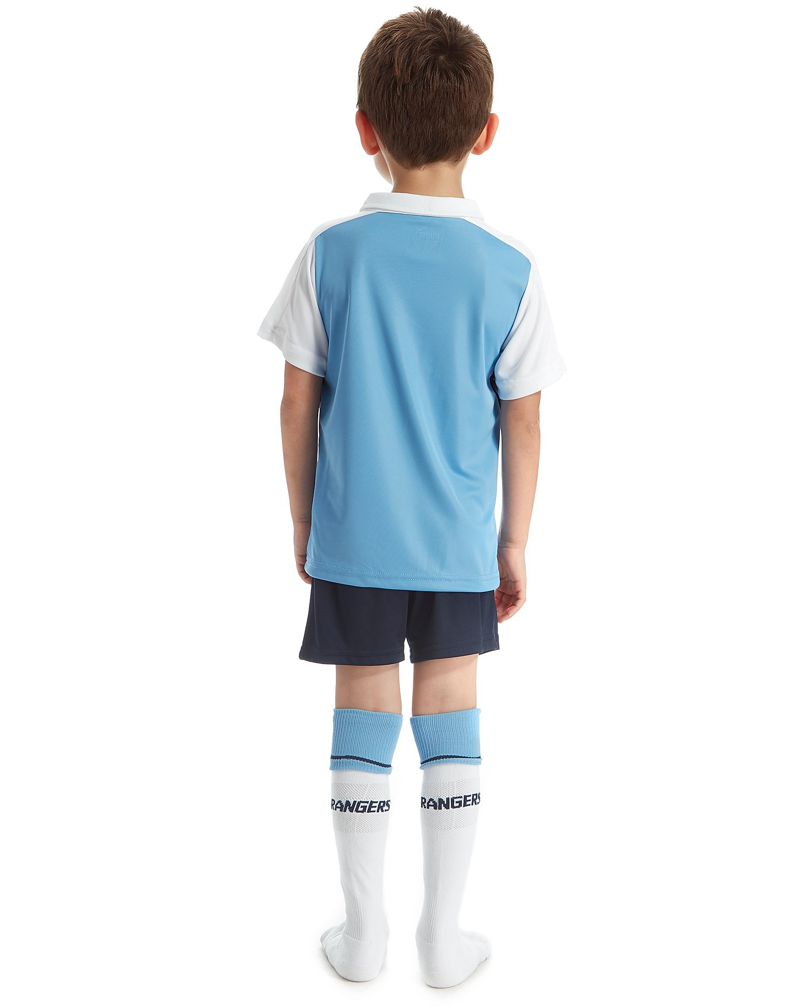 PUMA Rangers FC 2016/17 Third Kit Children