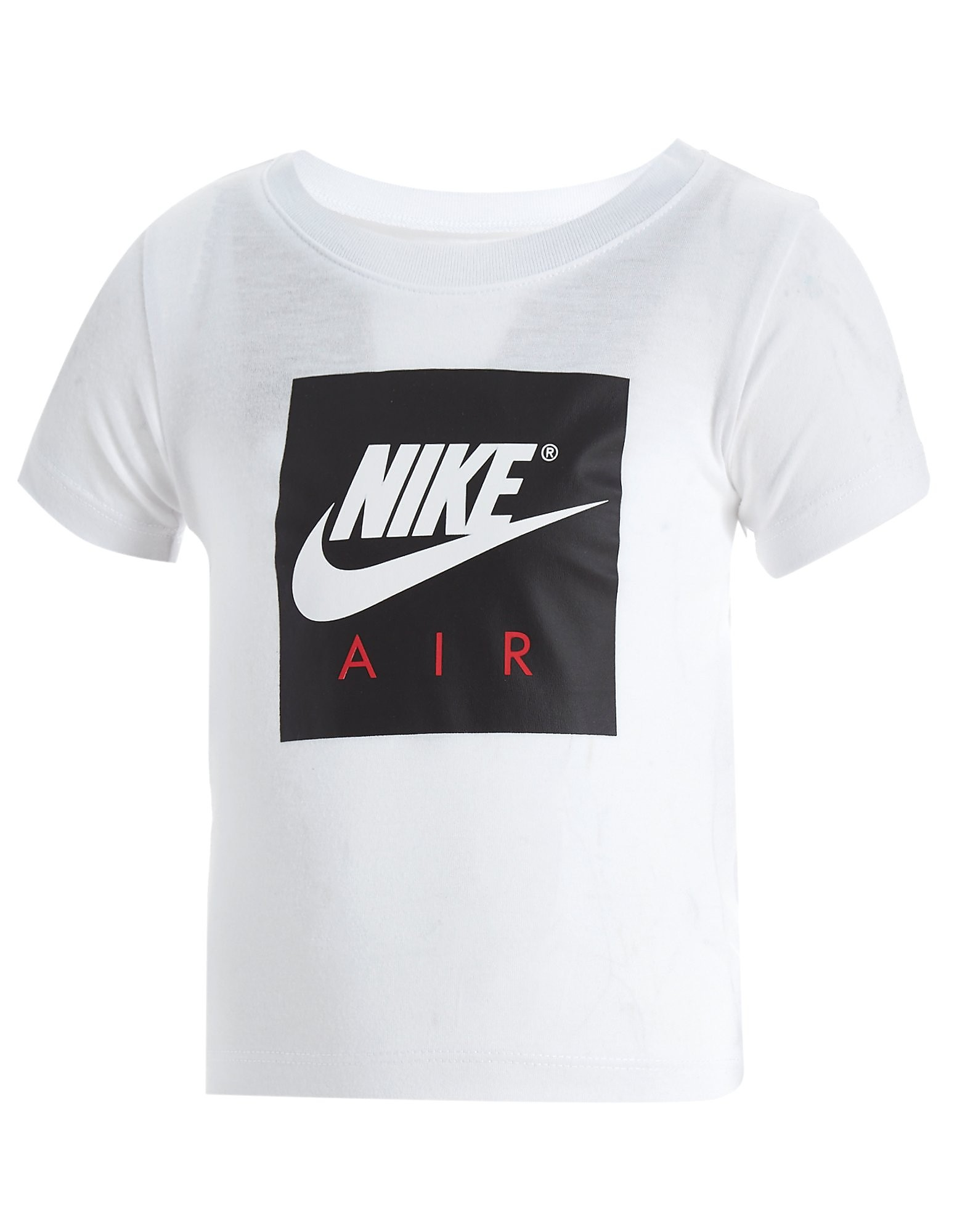 Nike camiseta Air Box para bebé
