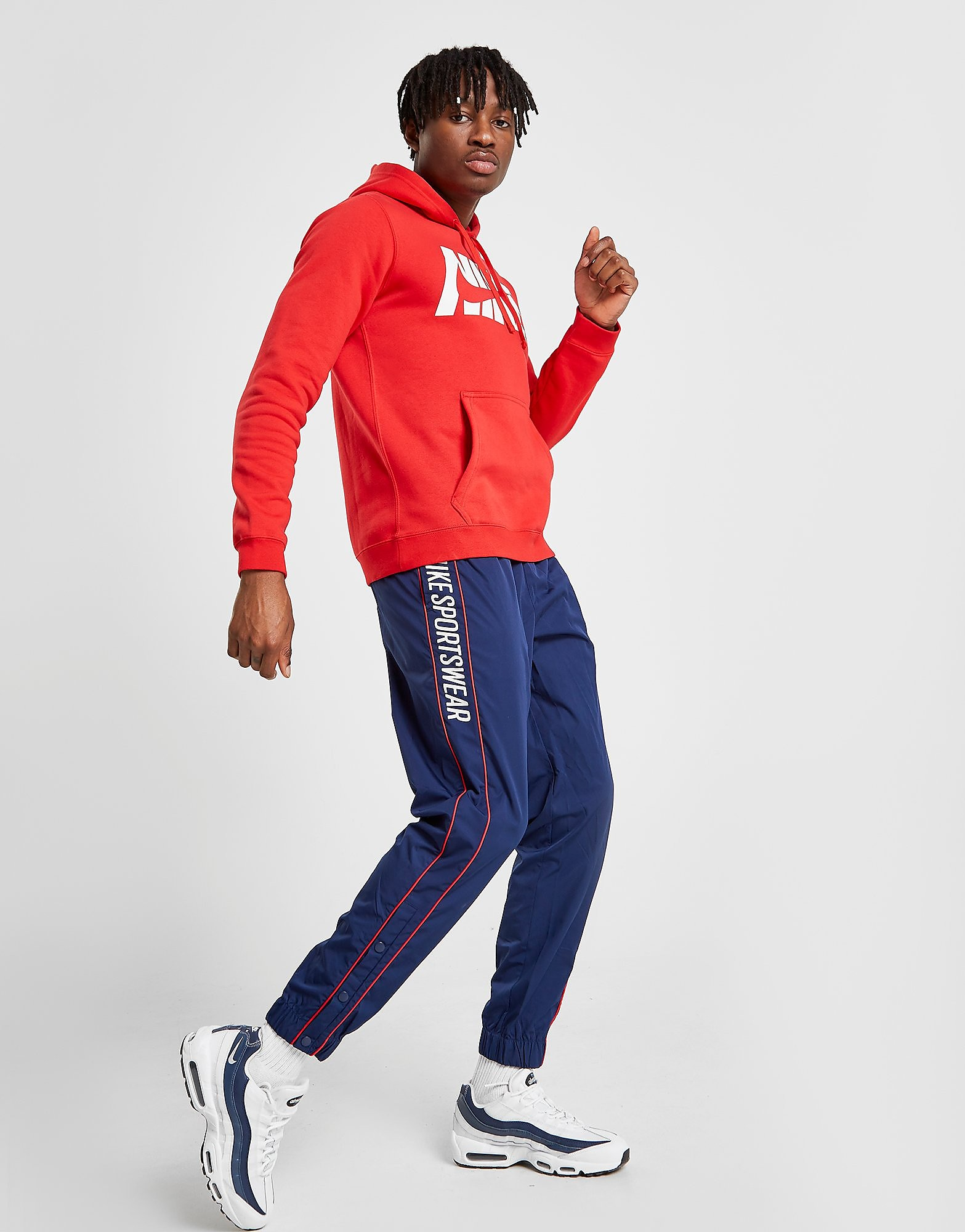 Nike Archive Woven Track Pants Heren