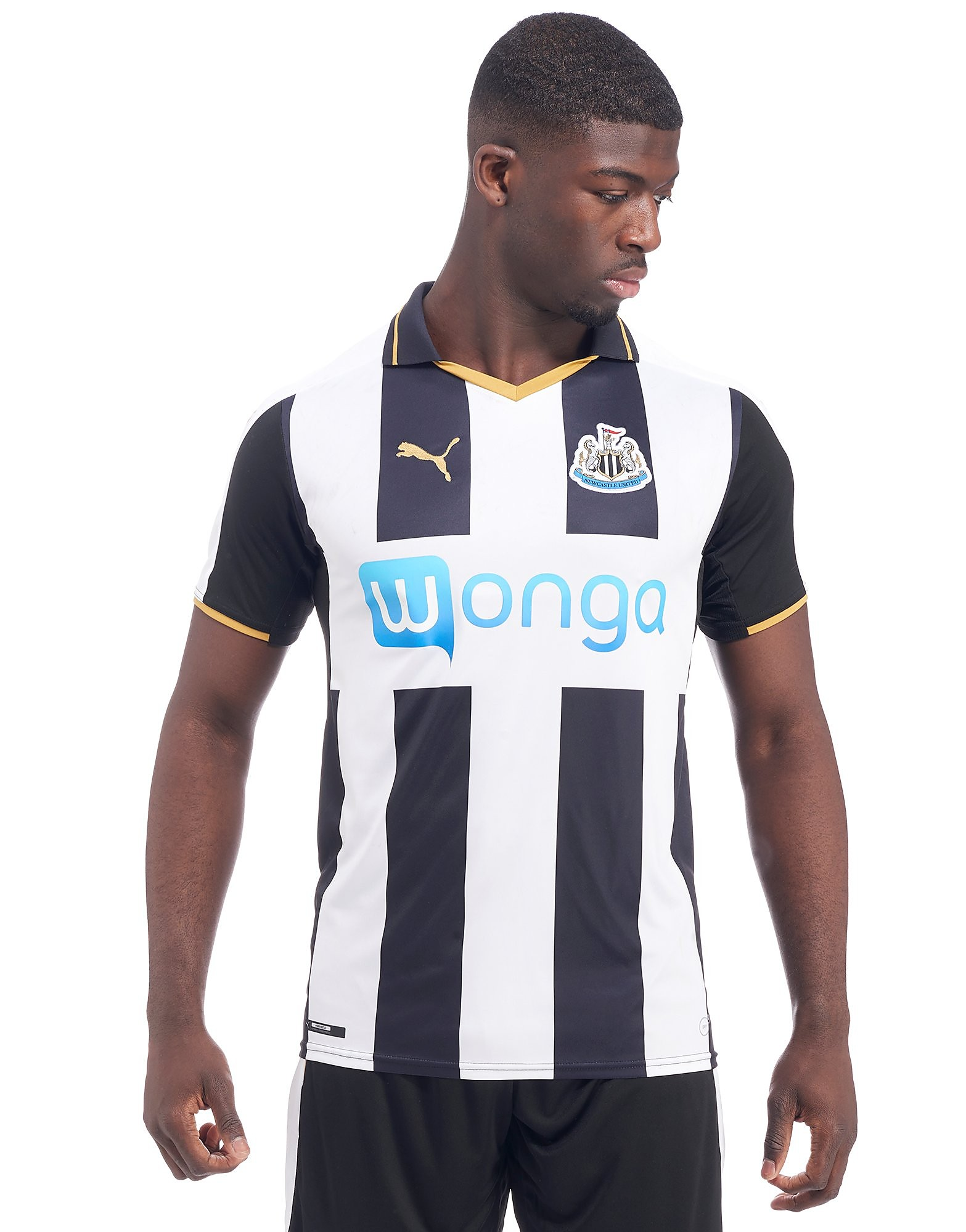 PUMA Maillot Newcastle United FC domicile 2016 / 17