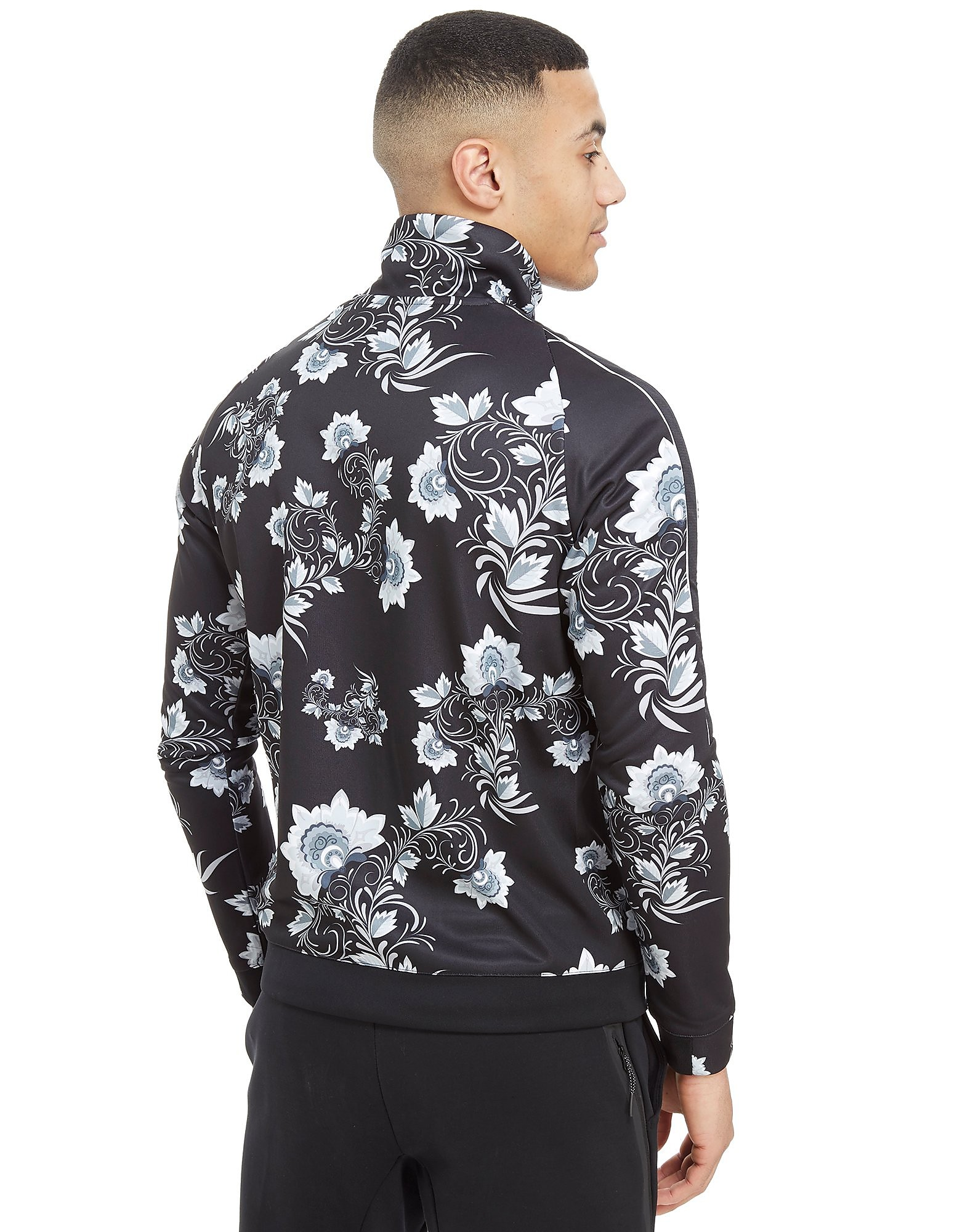Nike Floral All Over Print Track Top