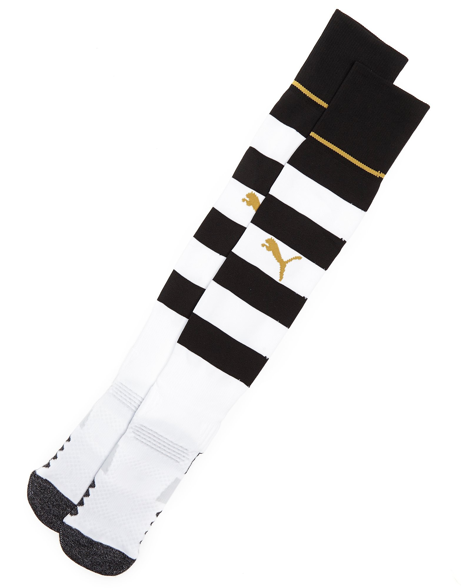 PUMA Newcastle United FC 2016/17 Home Socks Junior