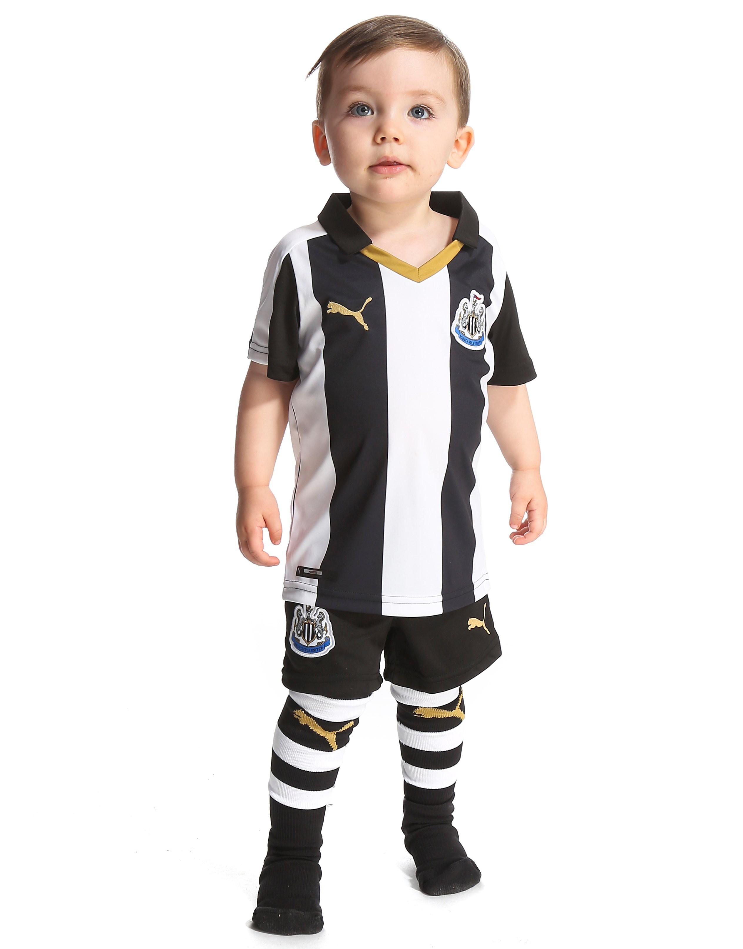 PUMA Newcastle United 2016/17 Home Kit Children