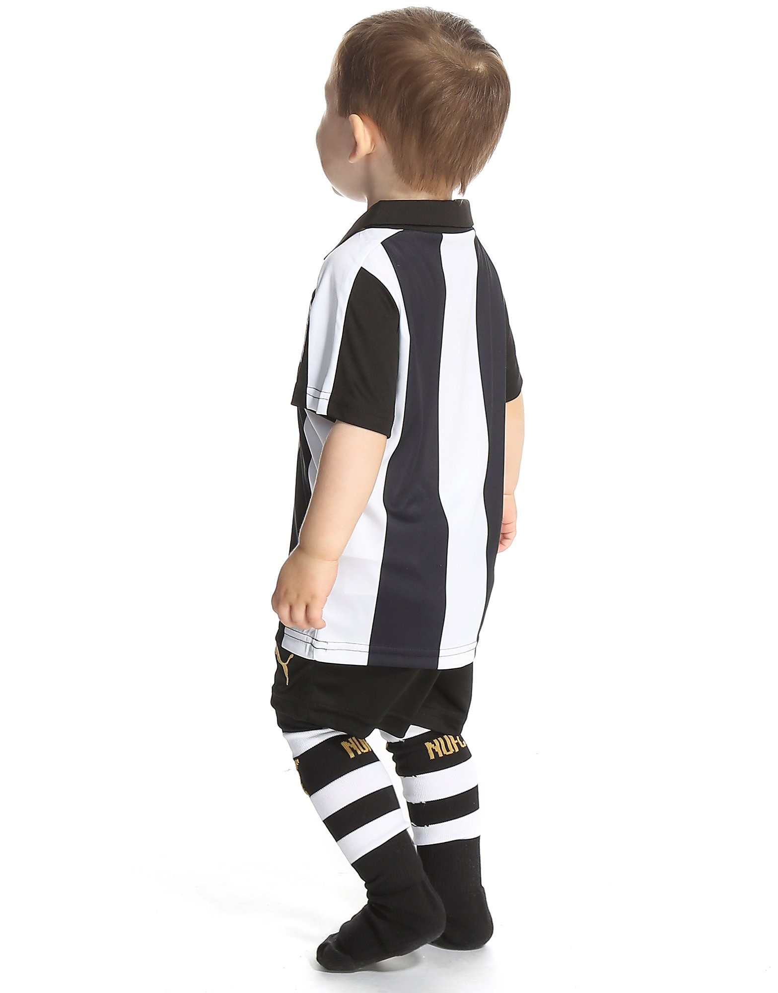 PUMA Newcastle United 2016/17 Home Kit Children