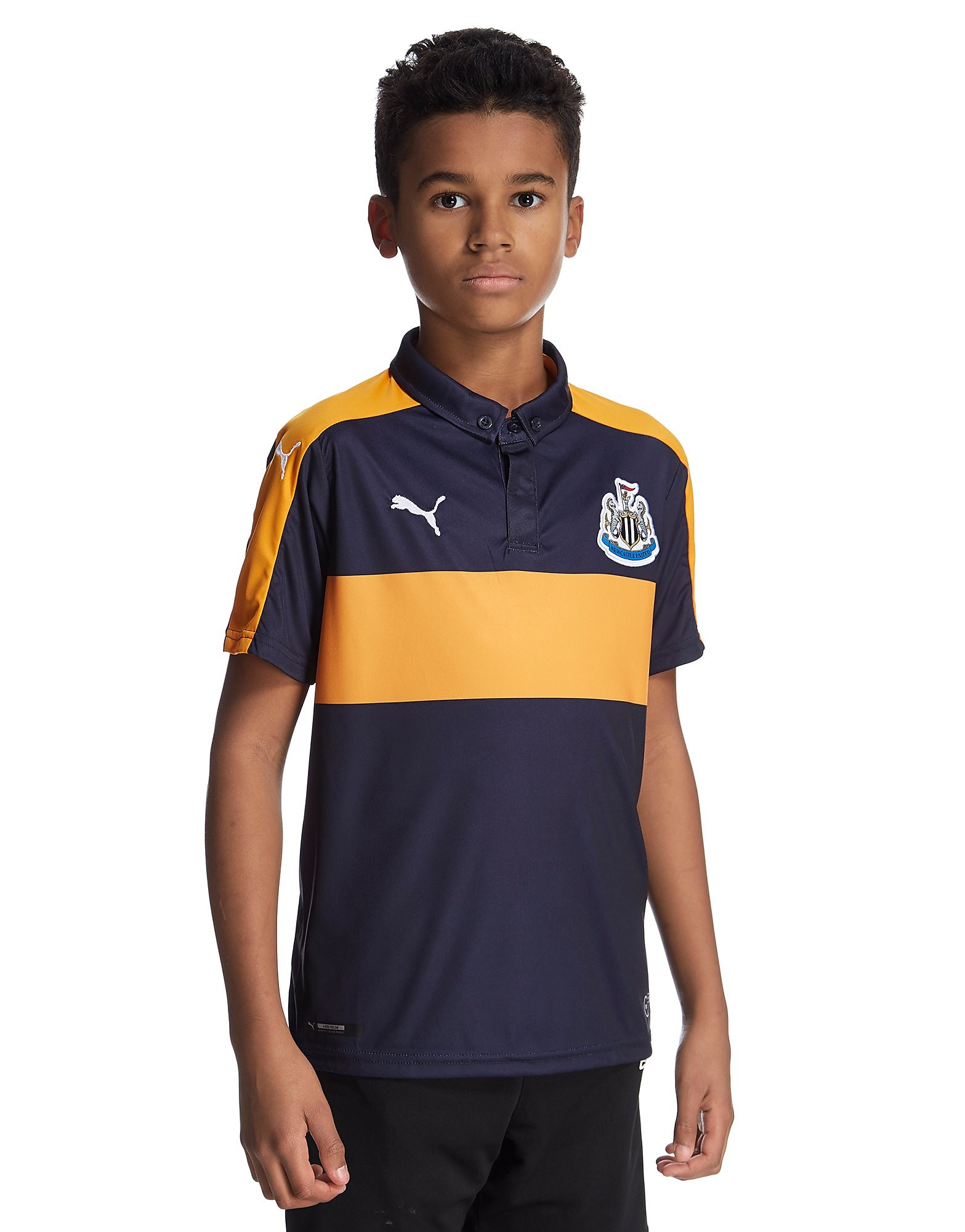 PUMA Newcastle United 2016/17 Away Shirt Junior