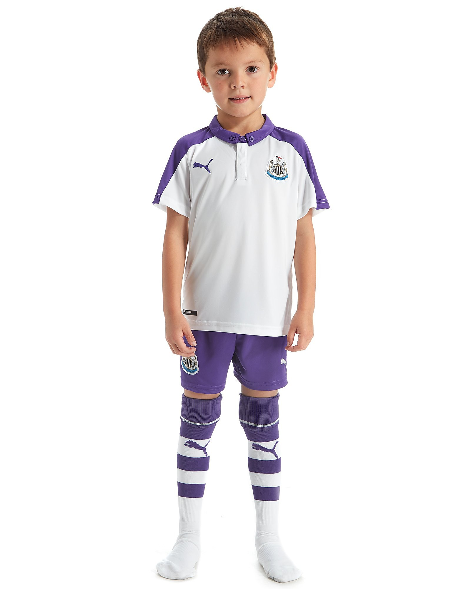 PUMA Newcastle United 2016/17 Third Kit Children
