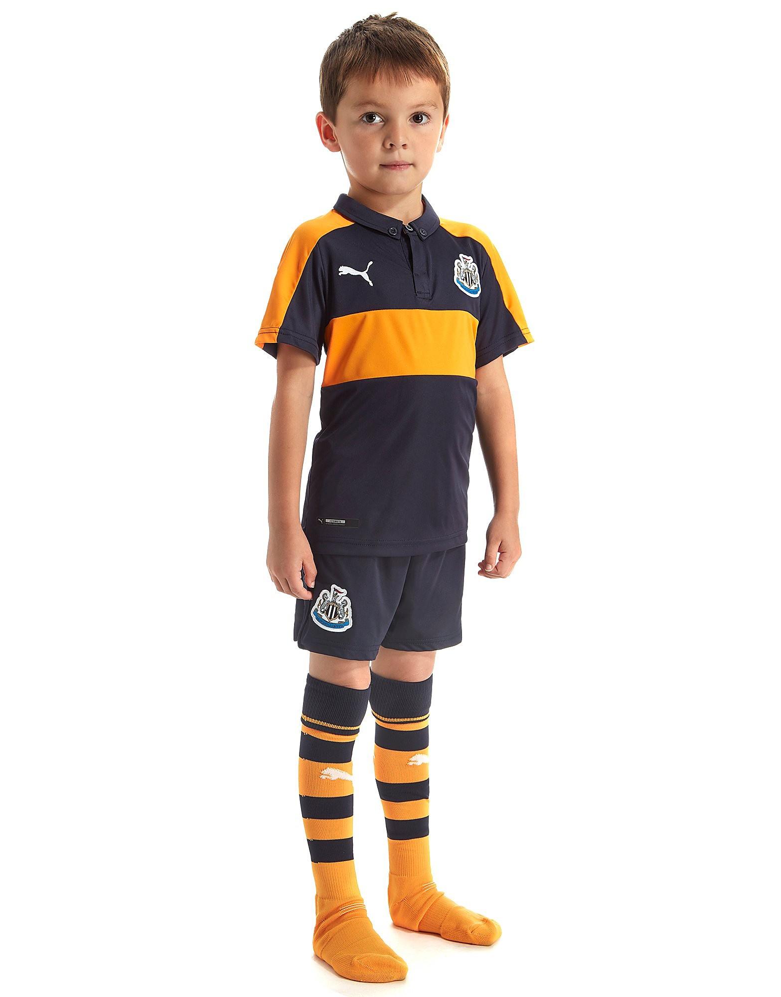 PUMA Newcastle United 2016/17 Away Kit Children