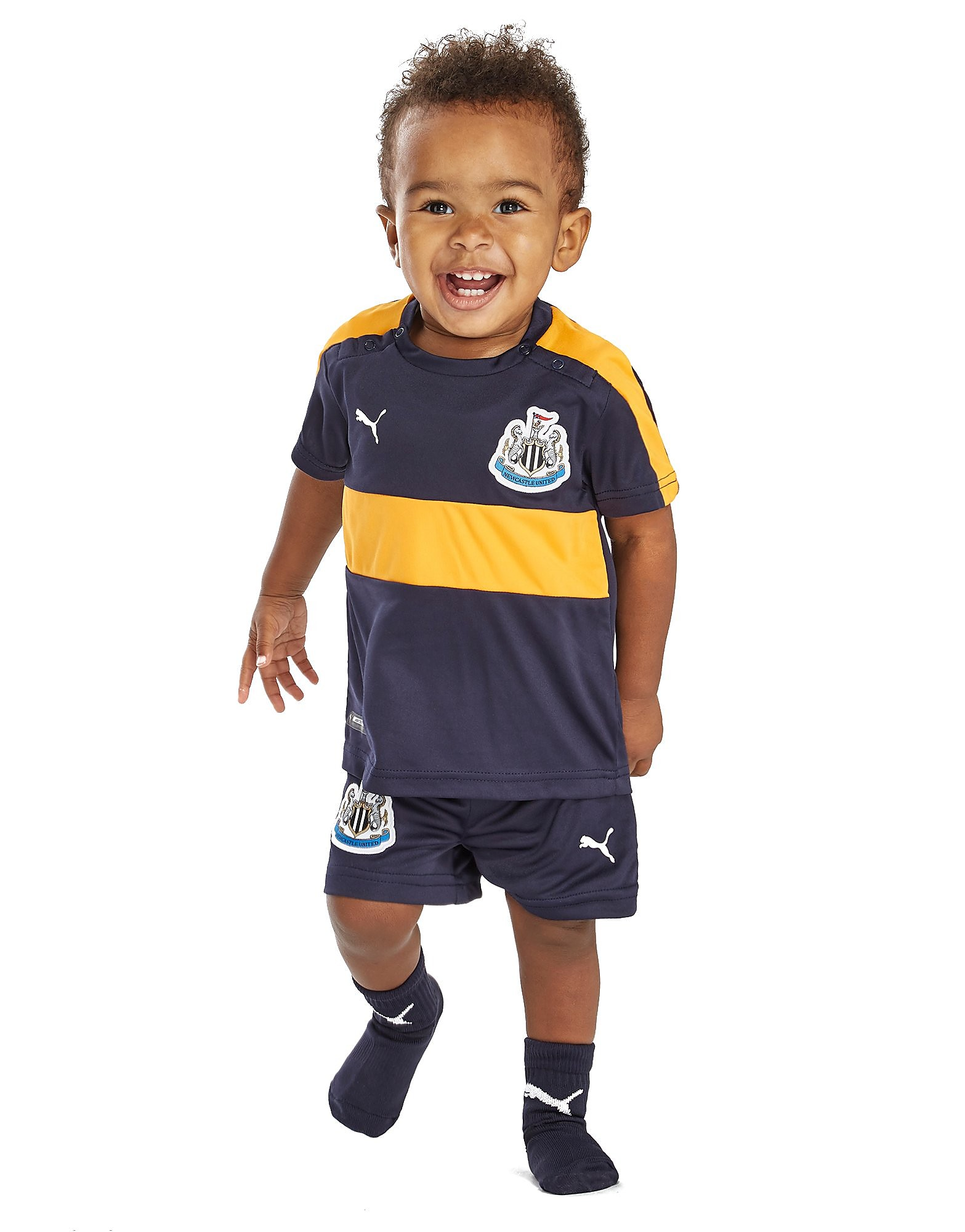 PUMA Newcastle United 2016/17 Away Kit Infant