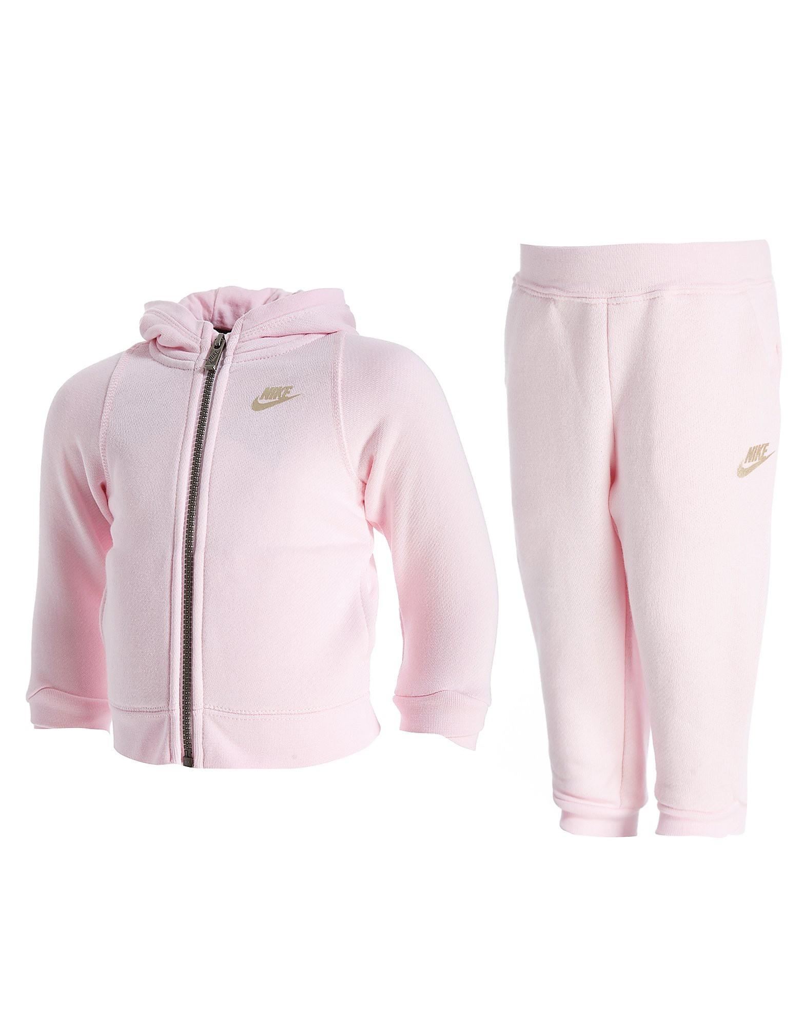 Nike Girls' Modern Full Zip Suit Infant