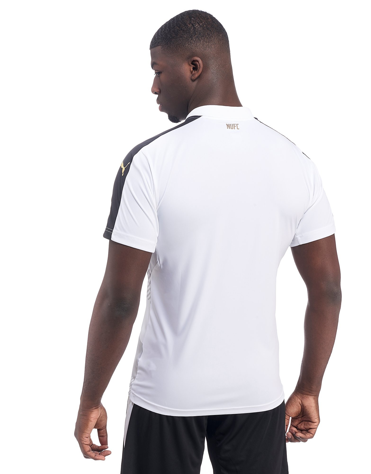 PUMA Newcastle United Leisure Polo Shirt
