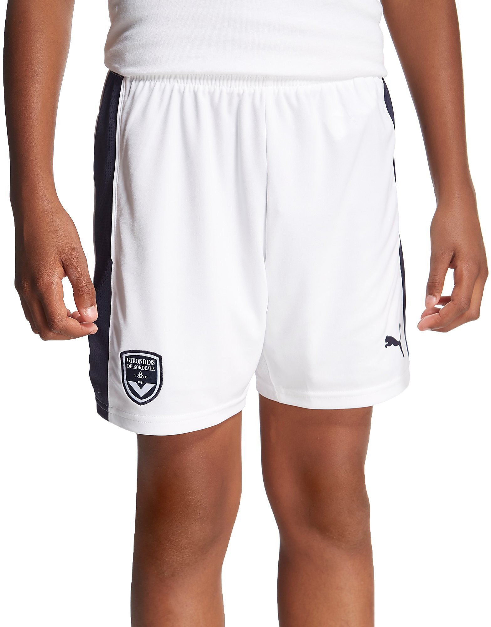 PUMA Bordeaux 2016/17 Home Shorts Junior