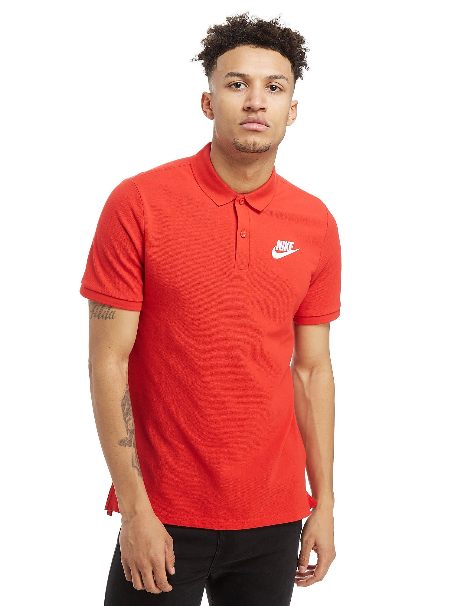 Nike Foundation Polo Pique Shirt