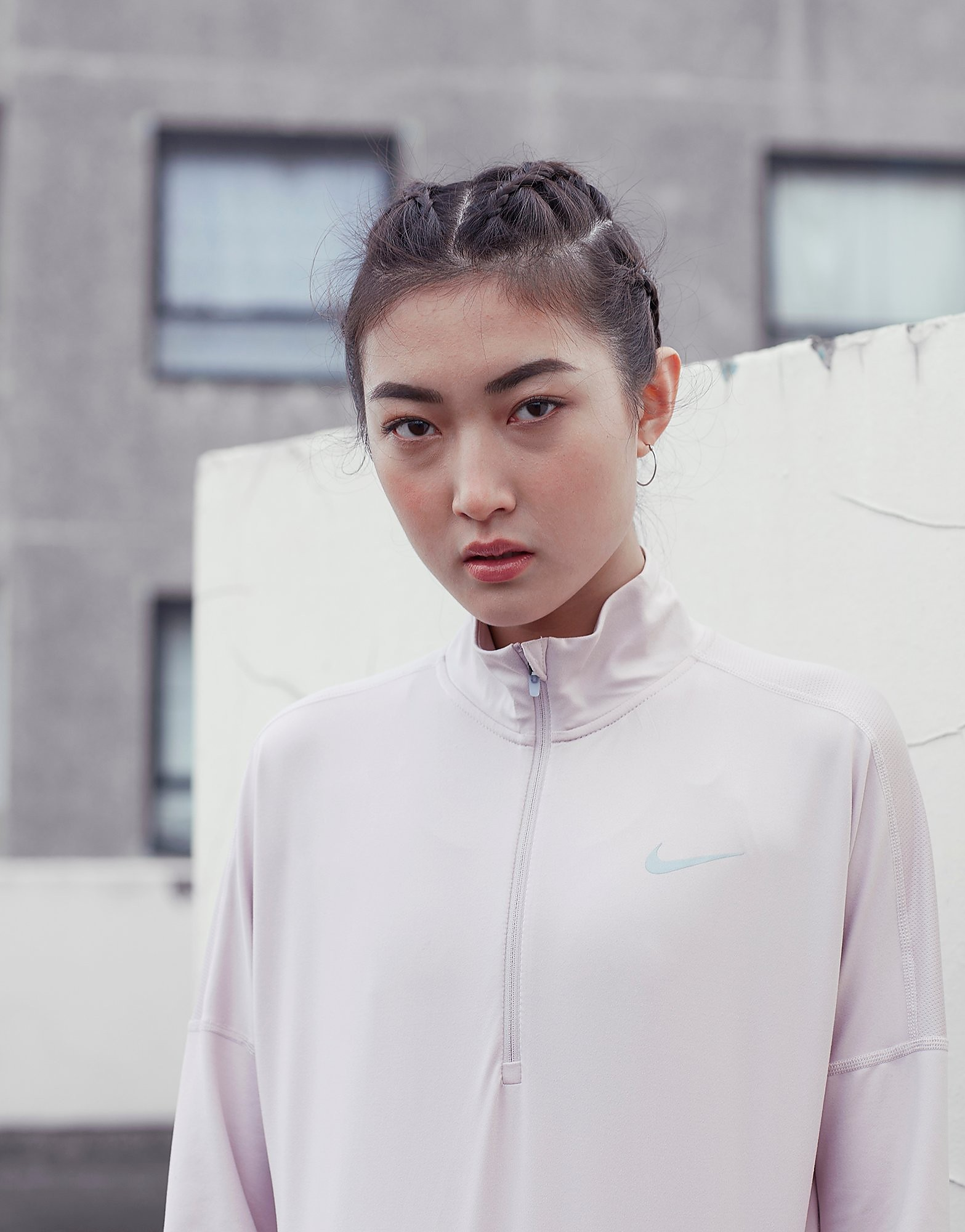 Nike Dry Element 1/2 Zip Running Track Top Dames
