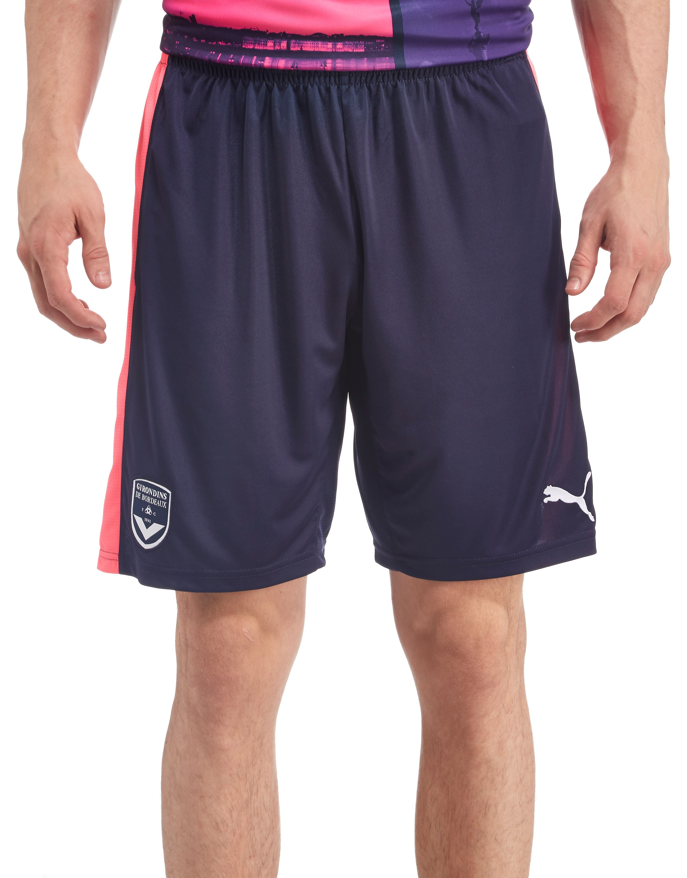PUMA Bordeaux 2016/17 Third Shorts