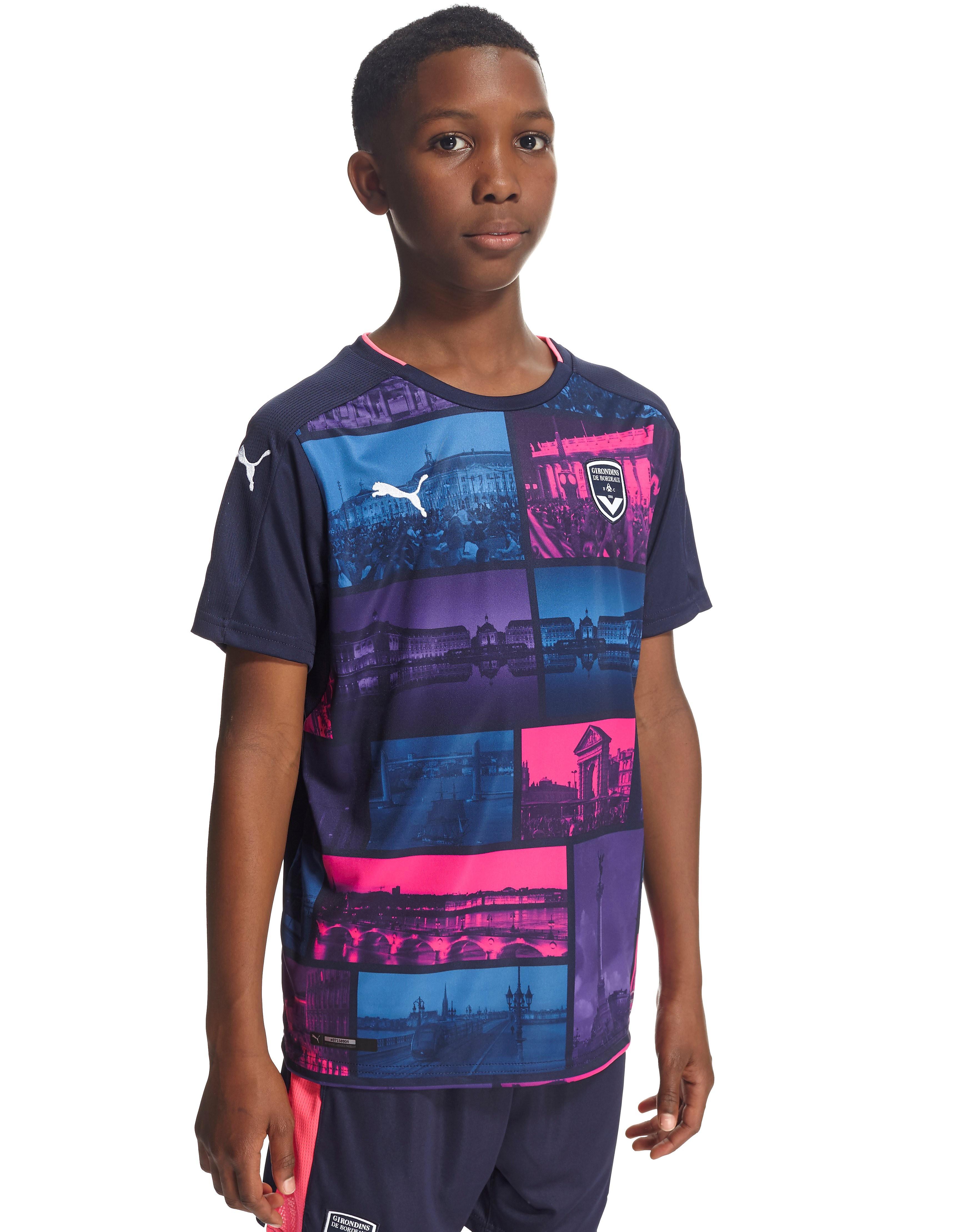 PUMA Bordeaux 2016/17 Third Shirt Junior