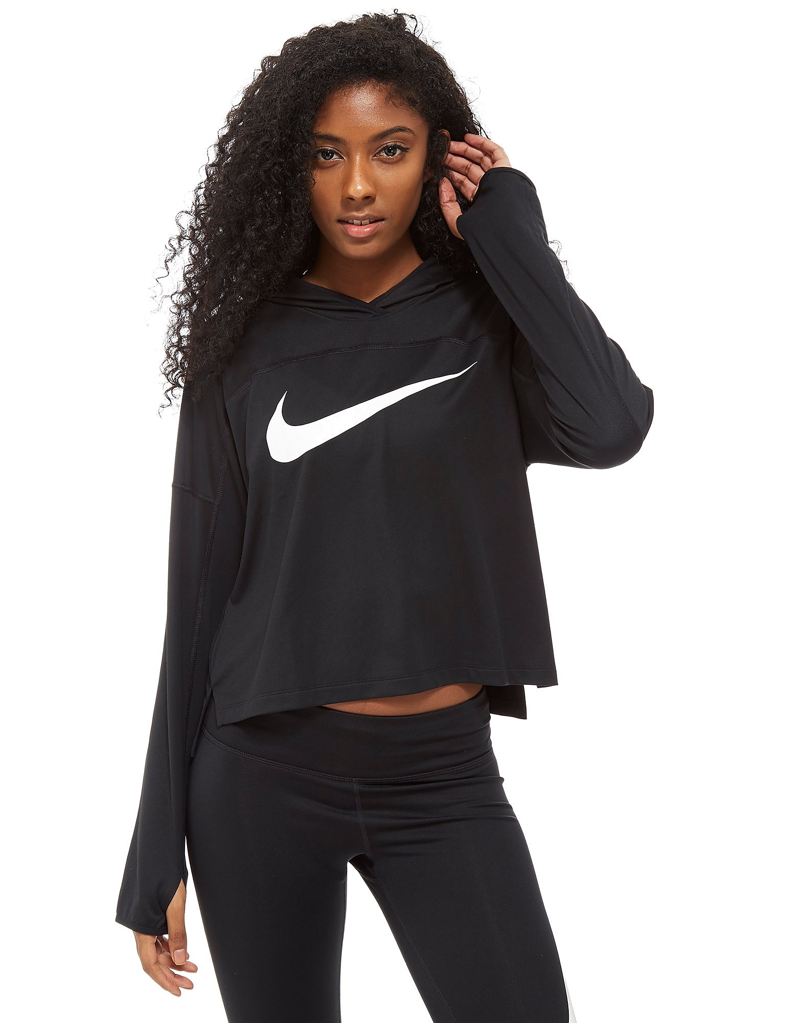 Nike Running Core Hooded Top Femme