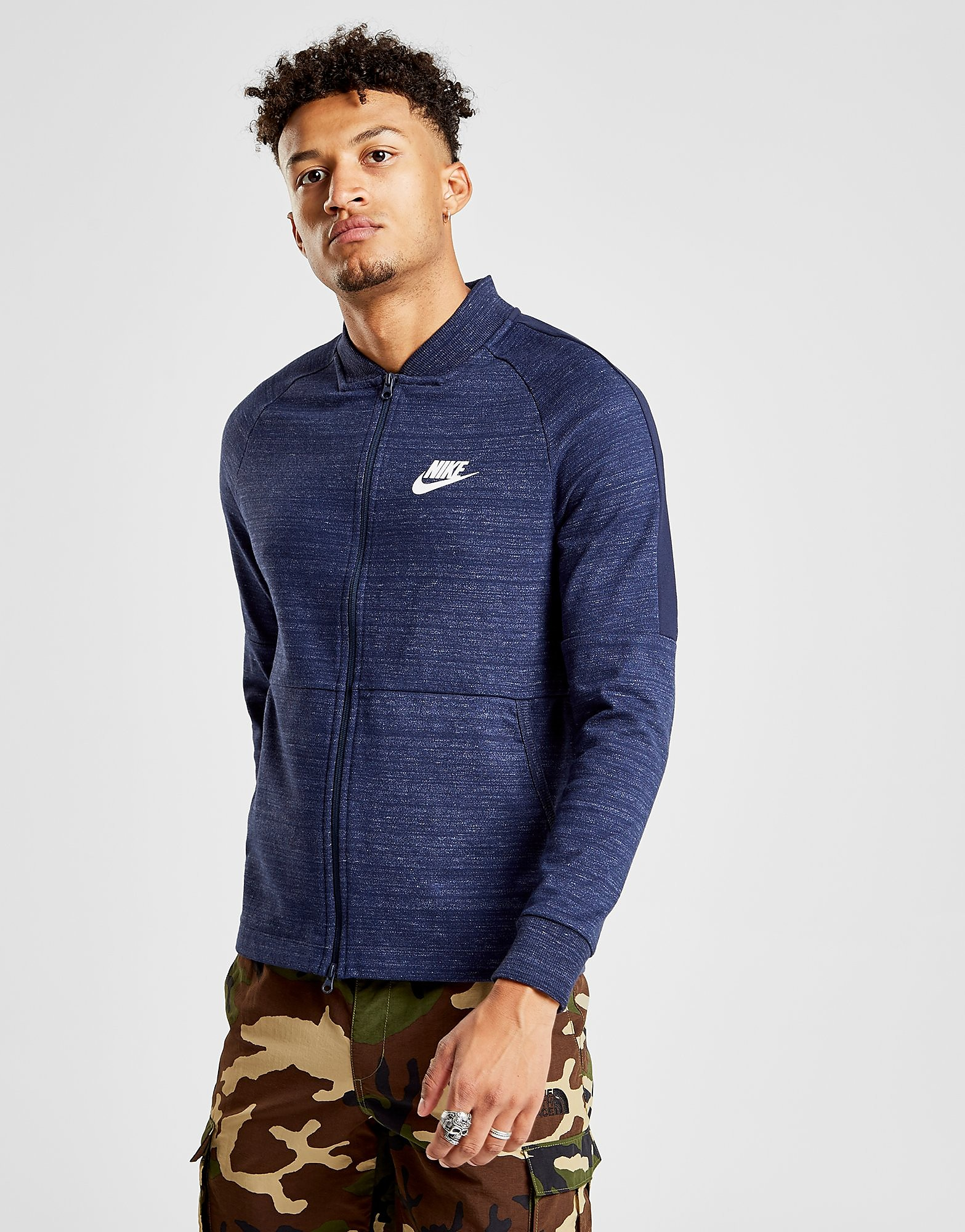 Nike Advance Knit Track Top Heren