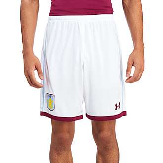 Under Armour Aston Villa FC 2016/17 Home Shorts