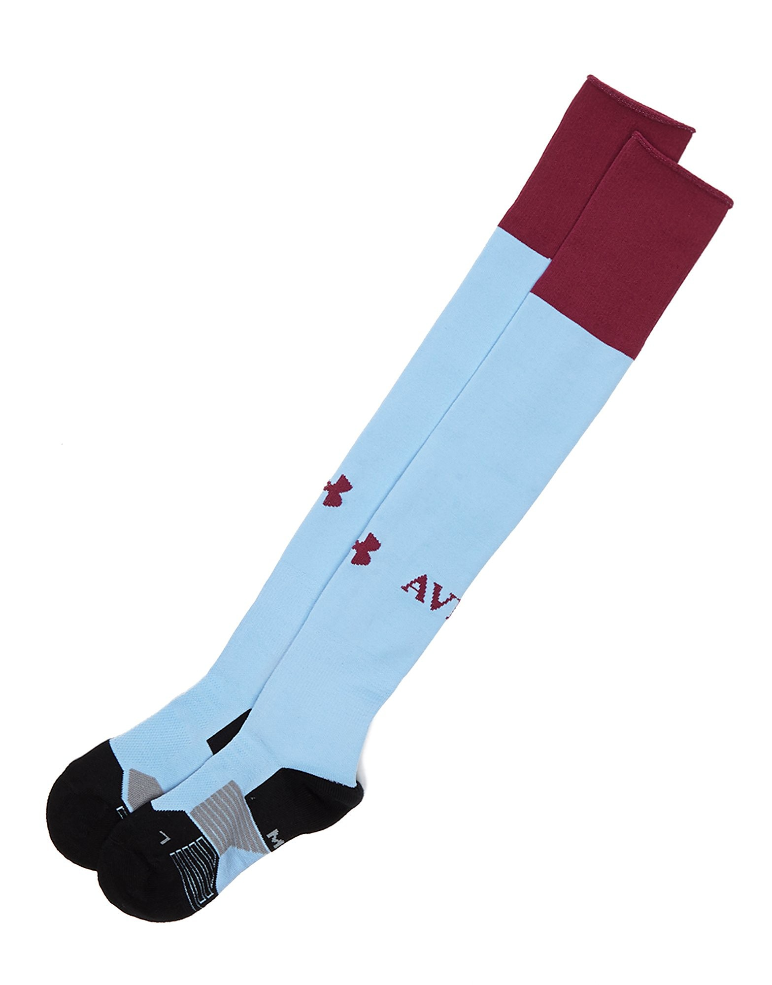 Under Armour Aston Villa FC 2016/17 Home Socks