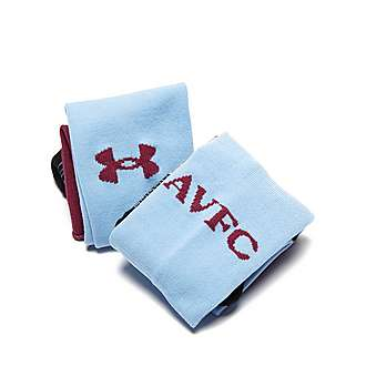Under Armour Aston Villa FC 2016/17 Home Socks