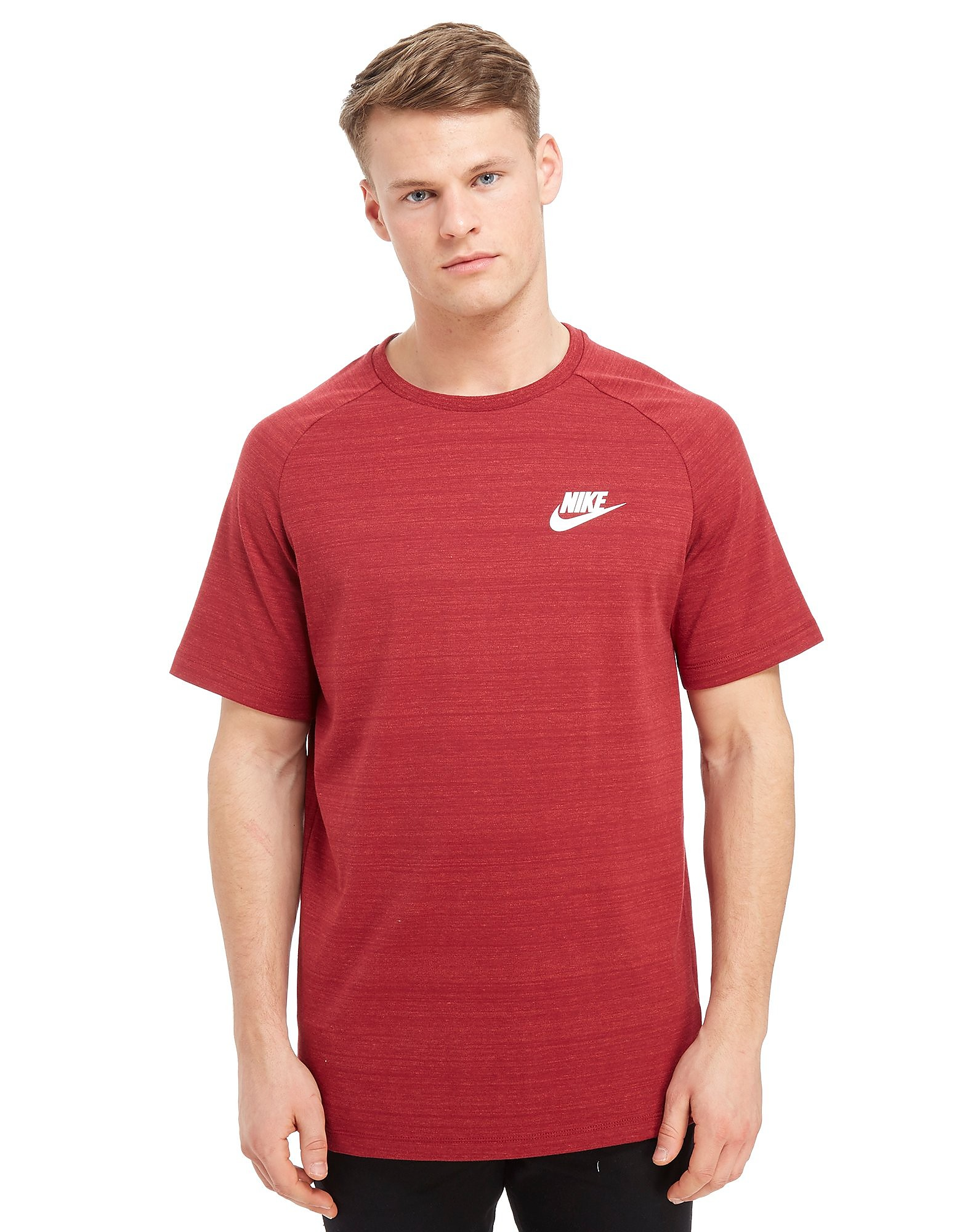Nike Advance Knit Tee Homme