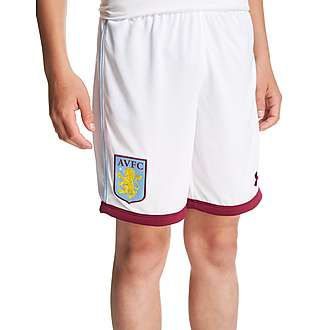 Under Armour Aston Villa FC 2016/17 Home Shorts Junior PRE ORDE