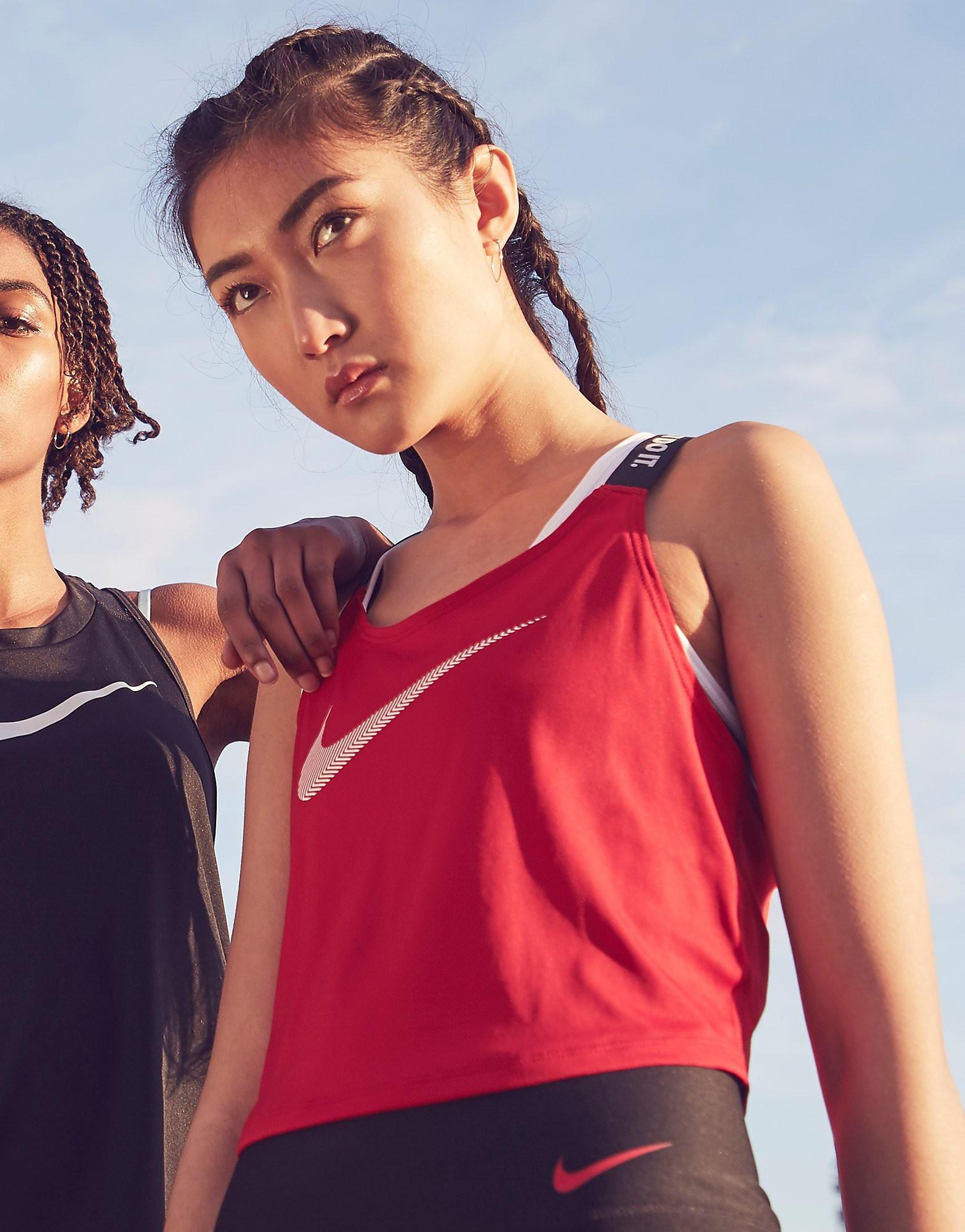 Nike Elstika Training Crop Tank Top