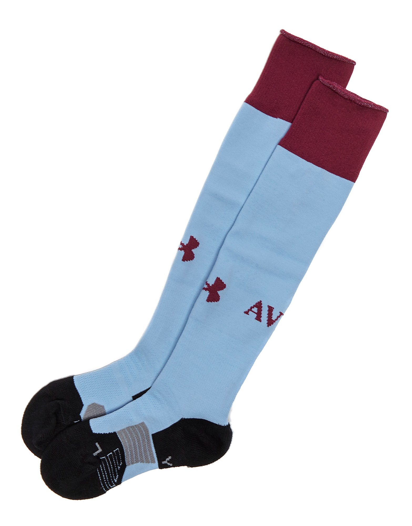 Under Armour Aston Villa FC 2016/17 Home Socks Junior