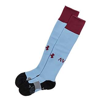 Under Armour Aston Villa FC 2016/17 Home Socks Junior PRE ORDER
