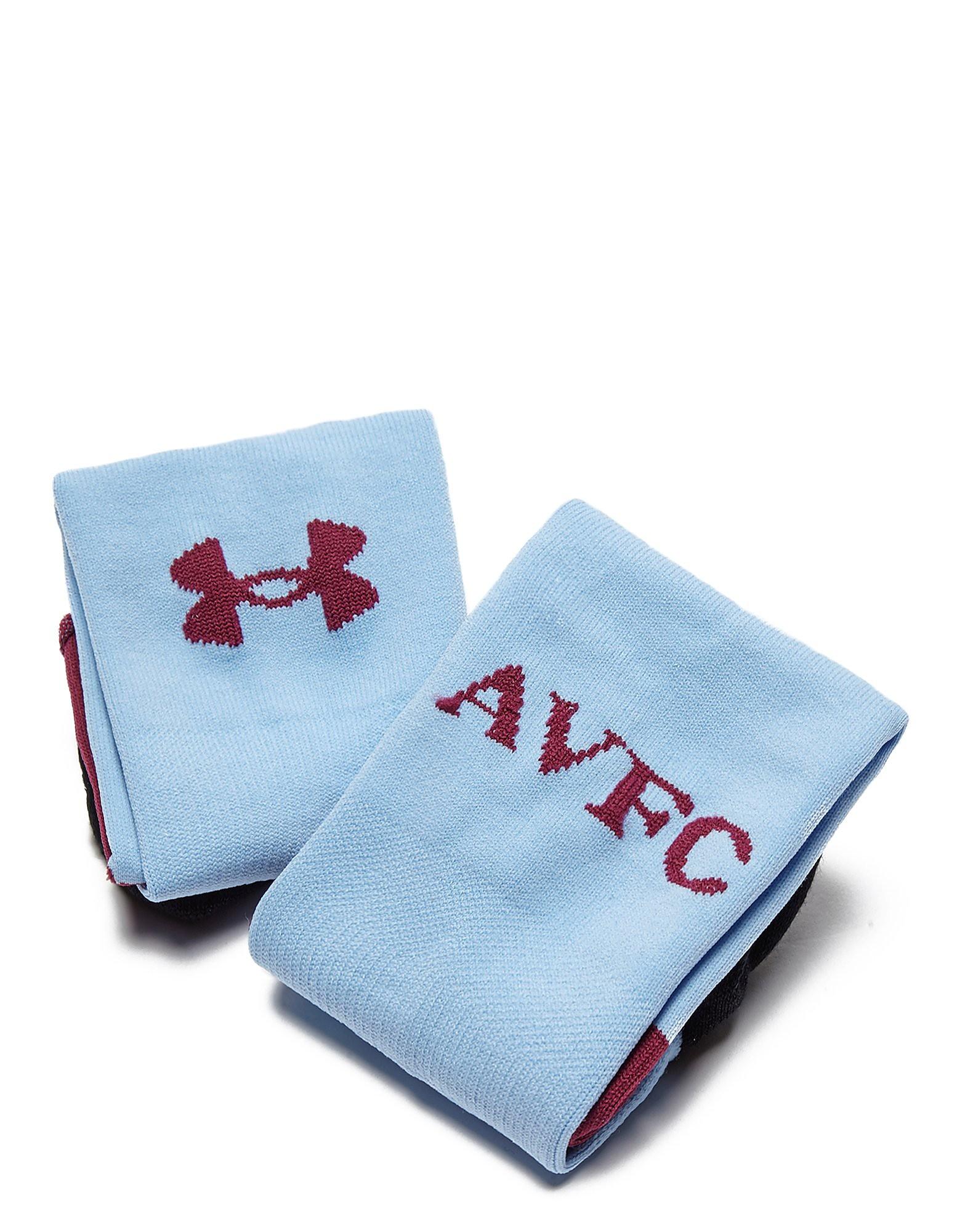 Under Armour Aston Villa FC 2016/17 Home Socks Junior