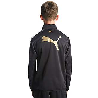 PUMA Newcastle United FC Zip Training Top Junior