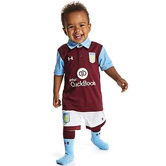 Under Armour Aston Villa FC 2016/17 Home Kit Infant