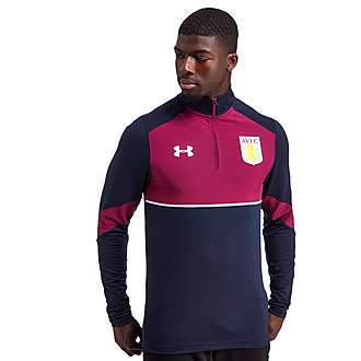 Under Armour Aston Villa FC 2016/17 Quarter Zip Top