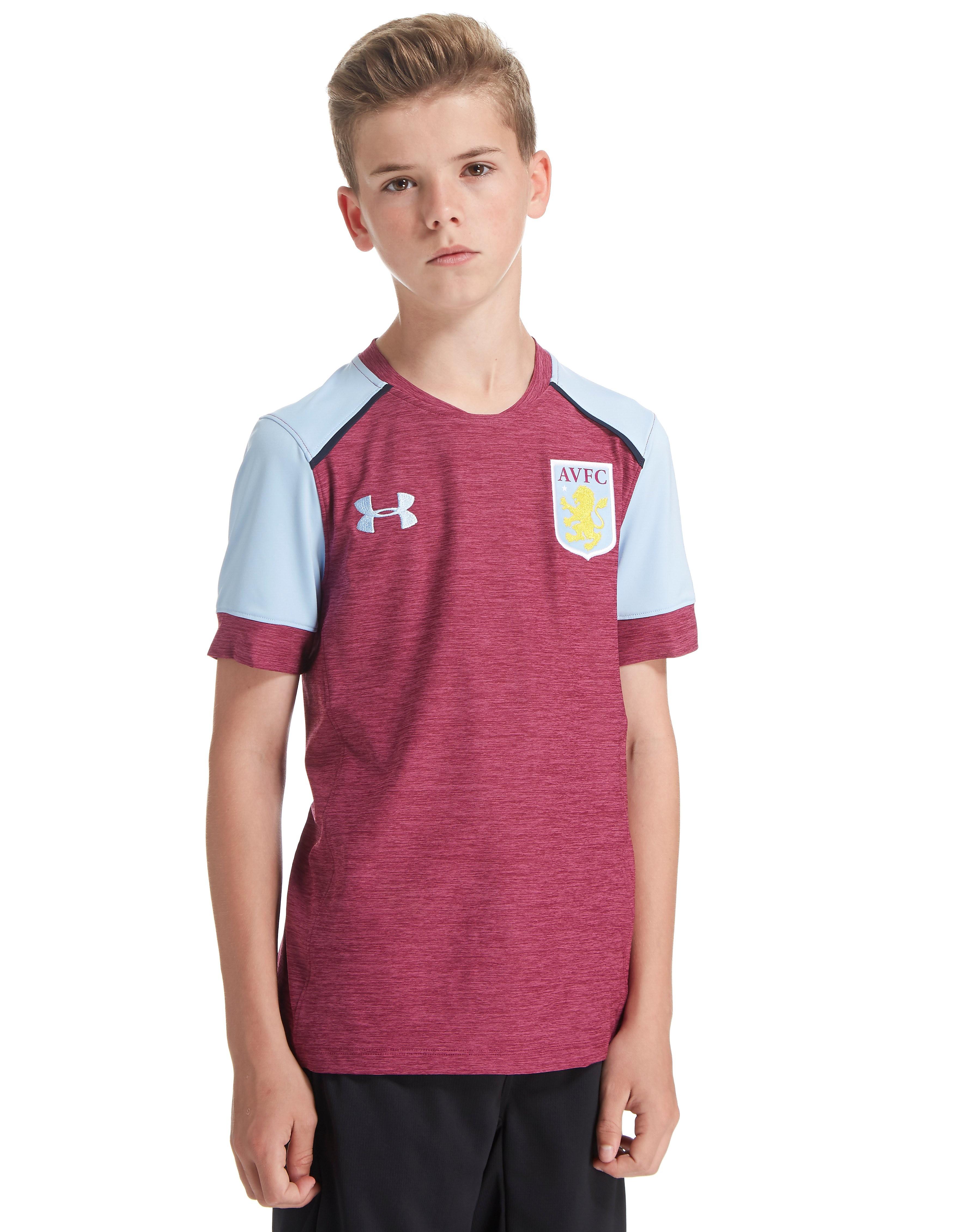Under Armour Aston Villa FC 2016/17 Training Shirt Junior