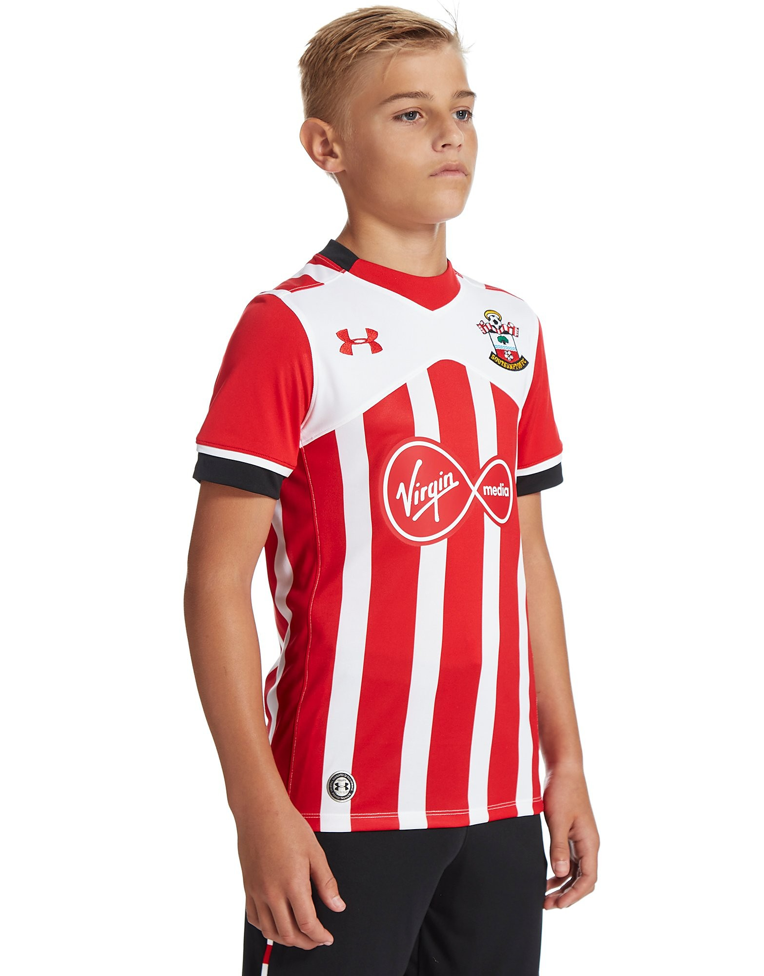 Under Armour Southampton FC 2016/17 Home Shirt Junior