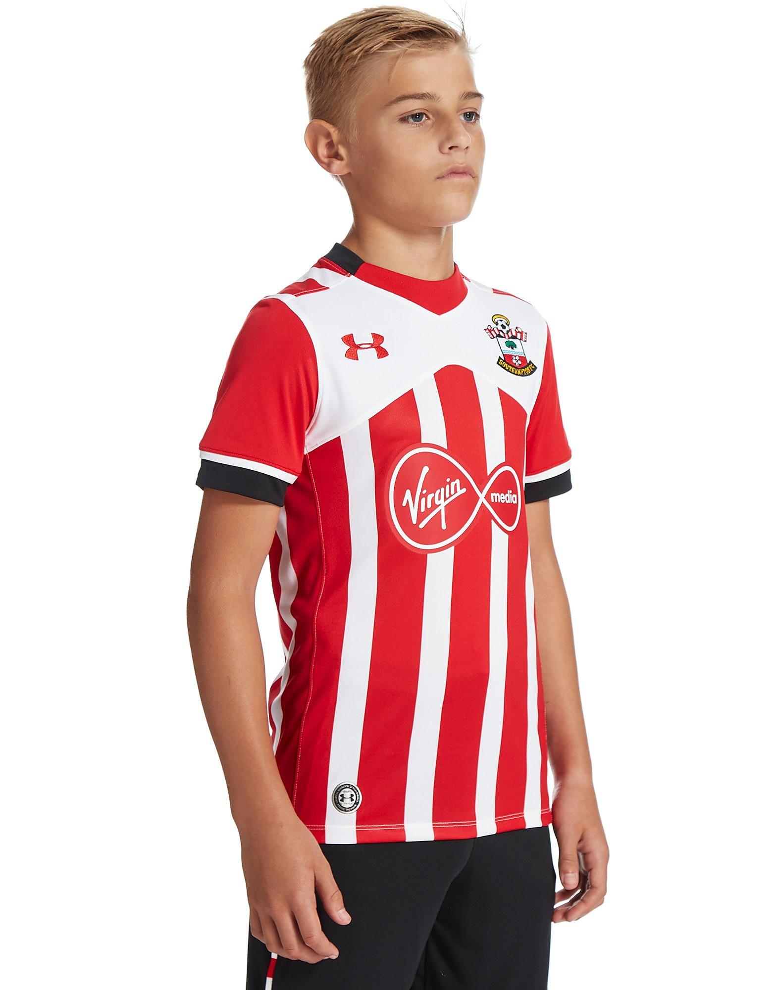 Under Armour Southampton FC 2016/17 Home Shirt Junior