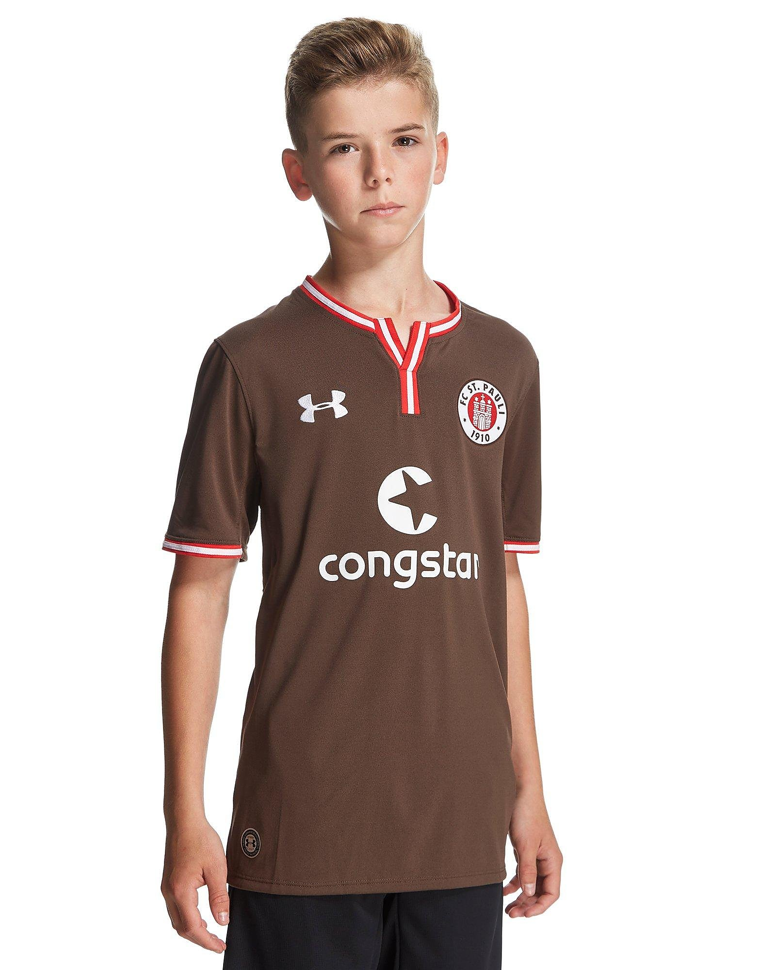 Under Armour FC St Pauli 2016/17 Heimtrikot Junior