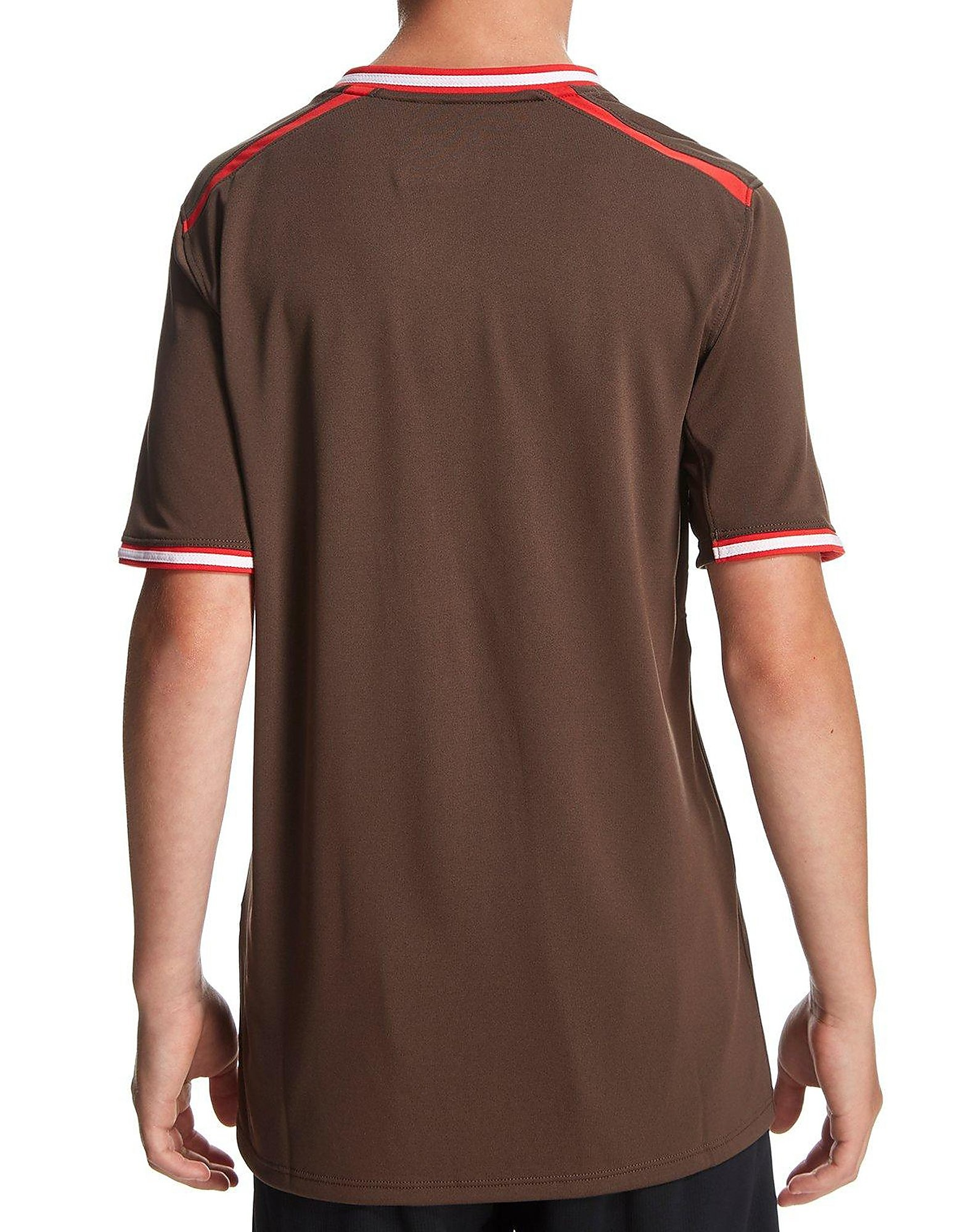 Under Armour FC St Pauli 2016/17 Home Shirt Junior