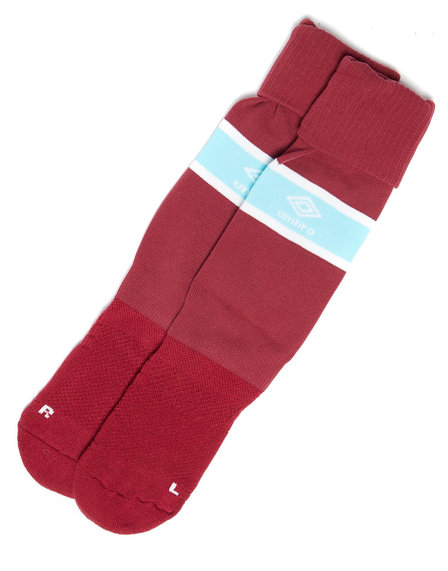 Umbro West Ham United 2016/17 Home Socks
