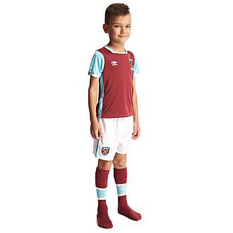 Umbro West Ham United 2016/17 Home Kit Children