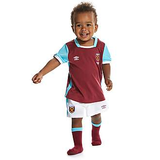Umbro West Ham United 2016/17 Home Kit Infant