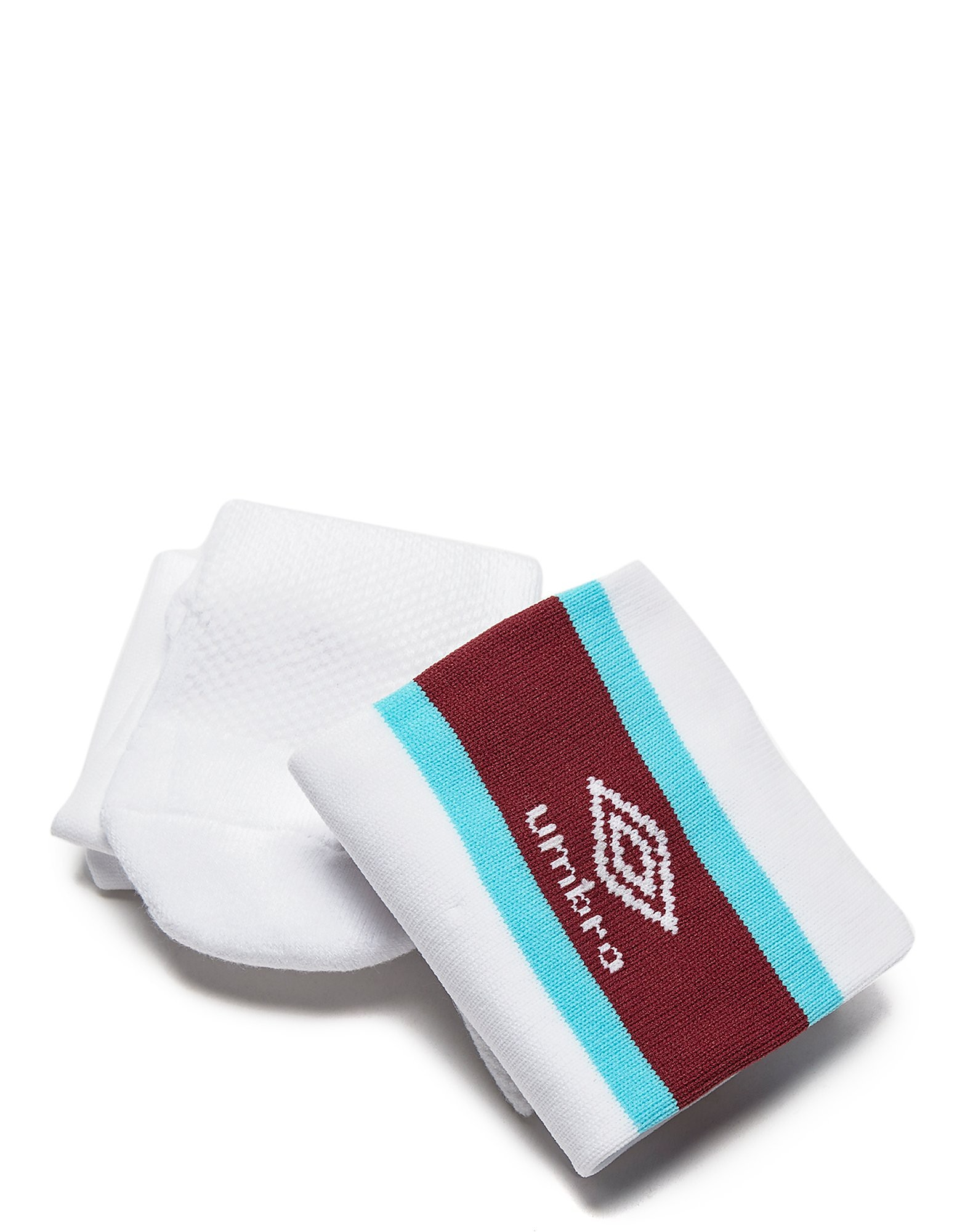 Umbro West Ham United 2016/17 Away Socks Junior