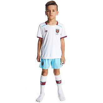 Umbro West Ham United 2016/17 Away Kit Children