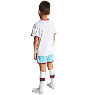 Umbro West Ham United 2016/17 Away Kit Children
