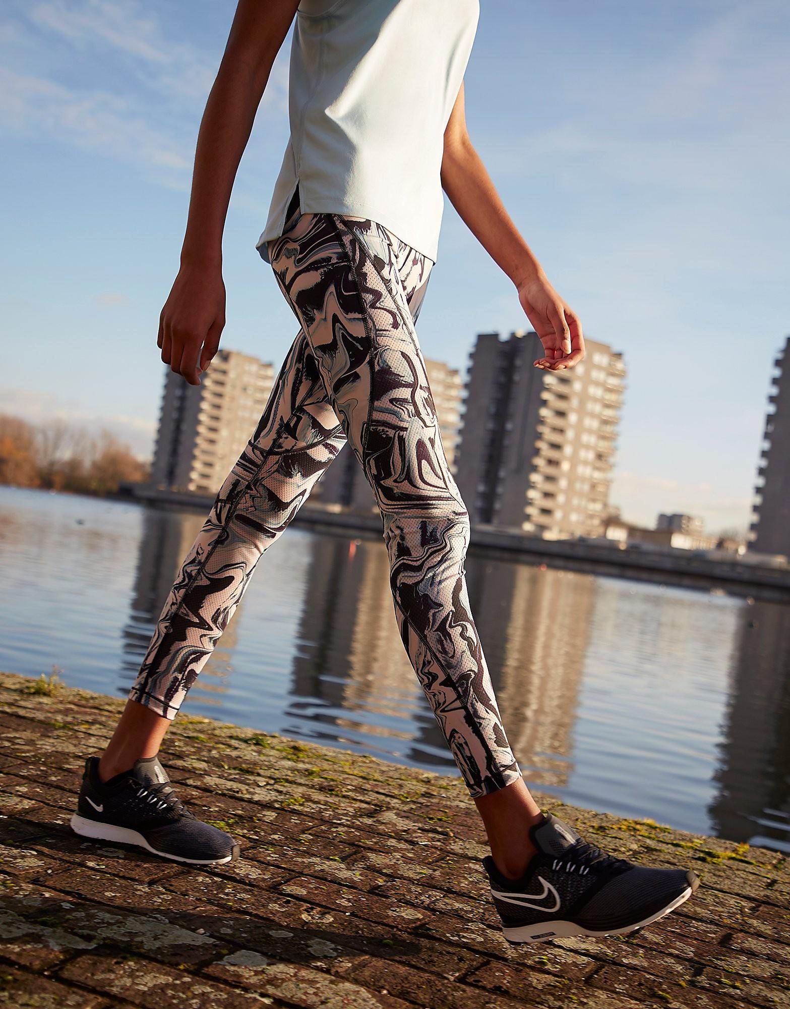 Nike Pro Hypercool Marble Leggings
