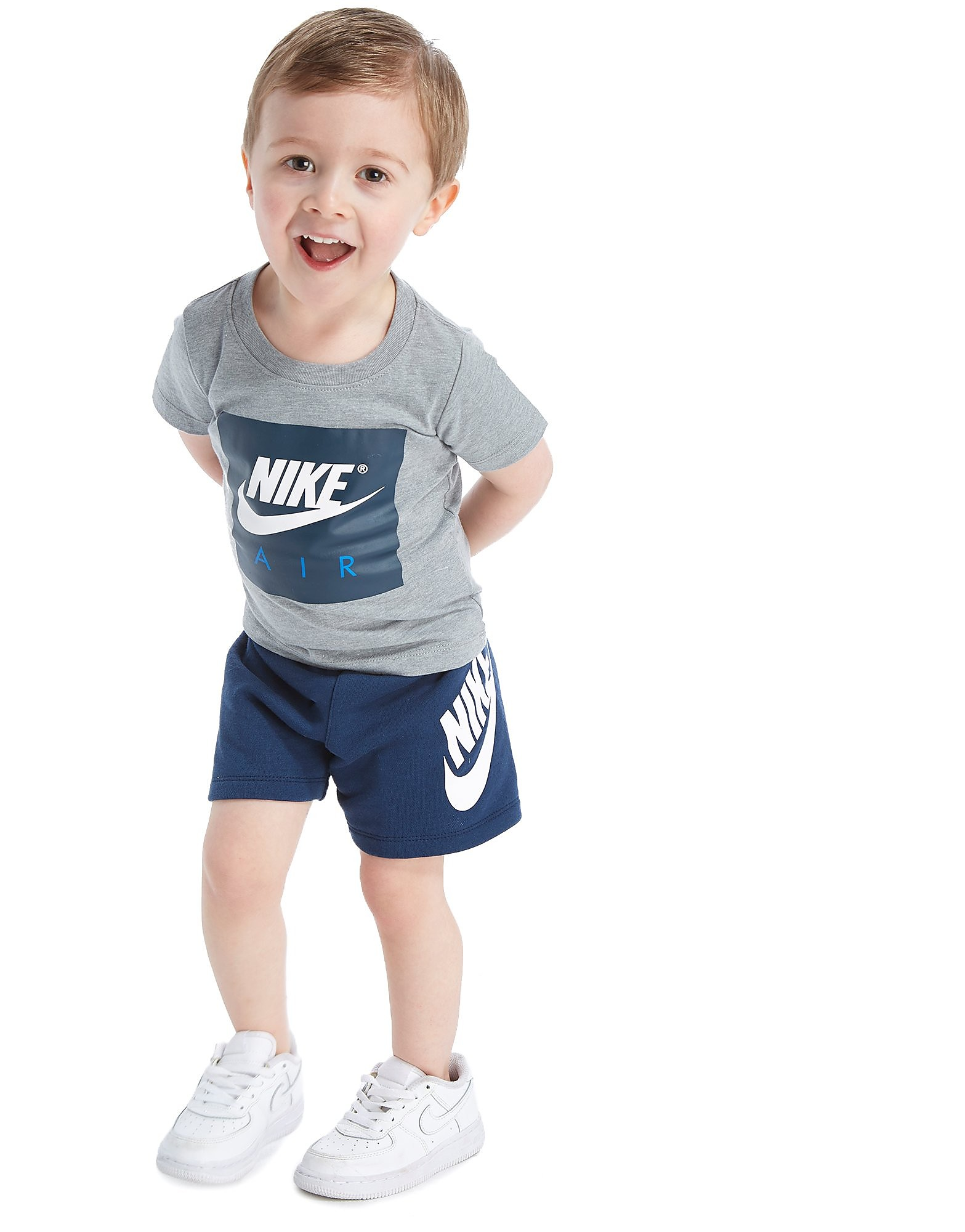 Nike Air Box T-Shirt & Short Set Infant