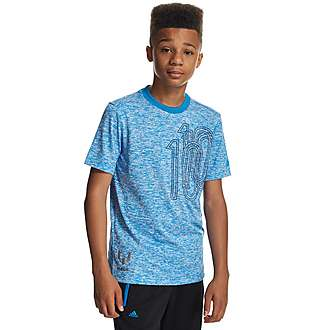 adidas Messi Melange T-Shirt Junior
